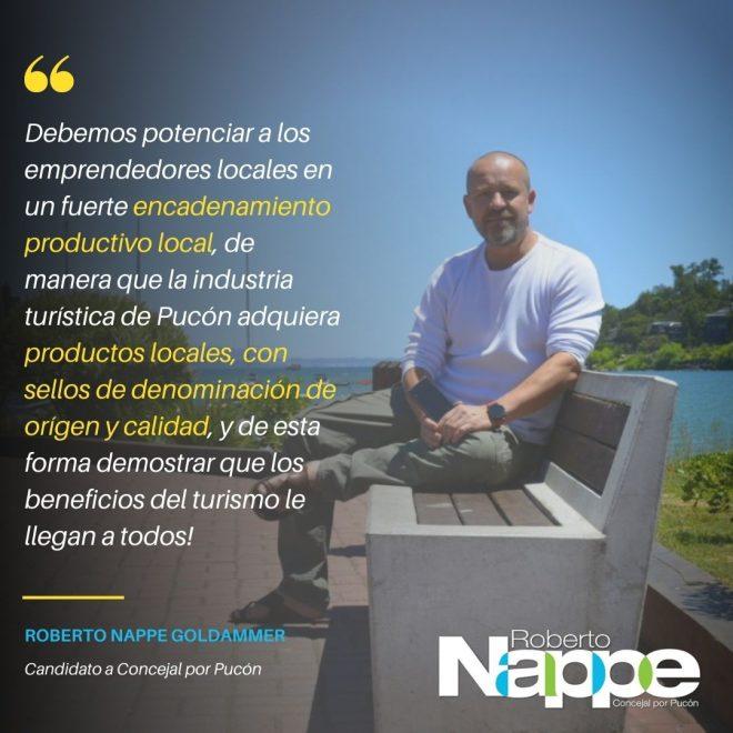Debemos potenciar a los emprendedores locales
